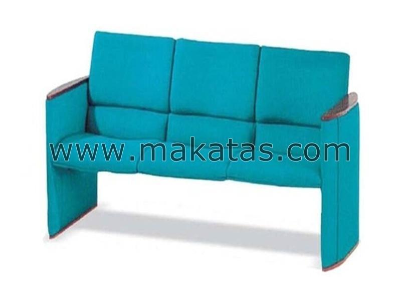 Office Furniture College Makatas Levinson Three Seater Sofa