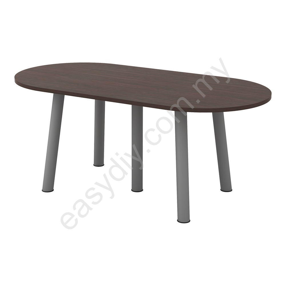 Office Furniture / Oval Shape Conference Table QOE 24