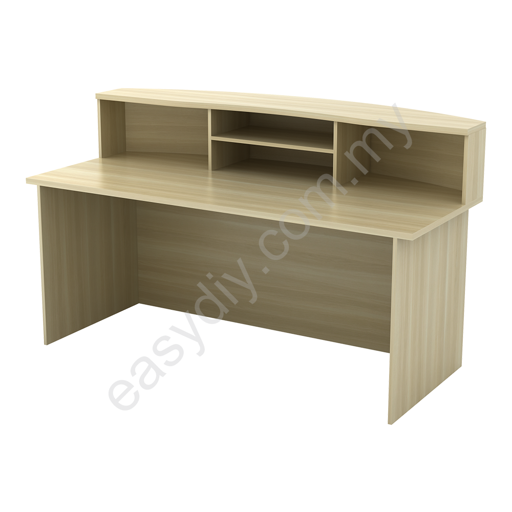 Office Furniture / Reception Counter Office Table EXCT 1800