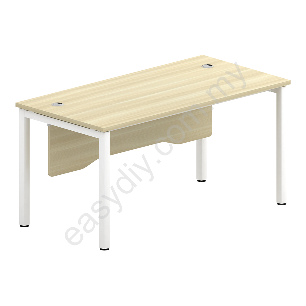 "Office Furniture / Standard Table C/W ""N""Leg SWT-127"