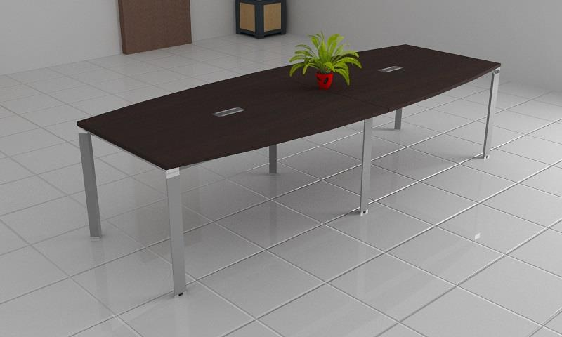 Office Meeting Conference Table with Sockets