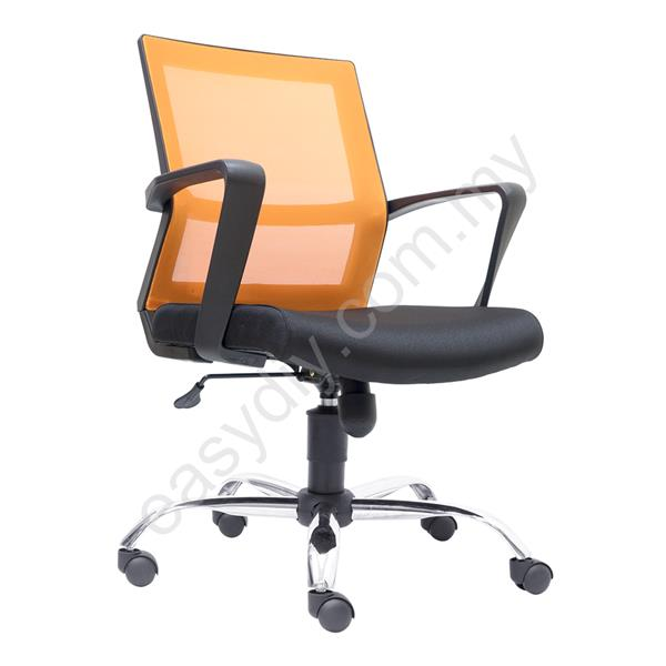 Office Mesh Chair | Line Mesh Low Back Chair - E 2731H
