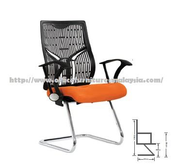 Office Modern LowBack Visitor Chair Seating ZD527D kuala lumpur klang