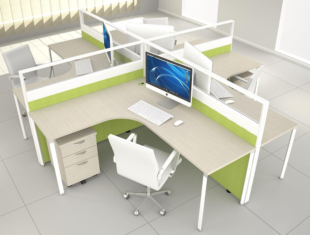 Office Parion Workstations OFM60MBS | Cubicle office system on