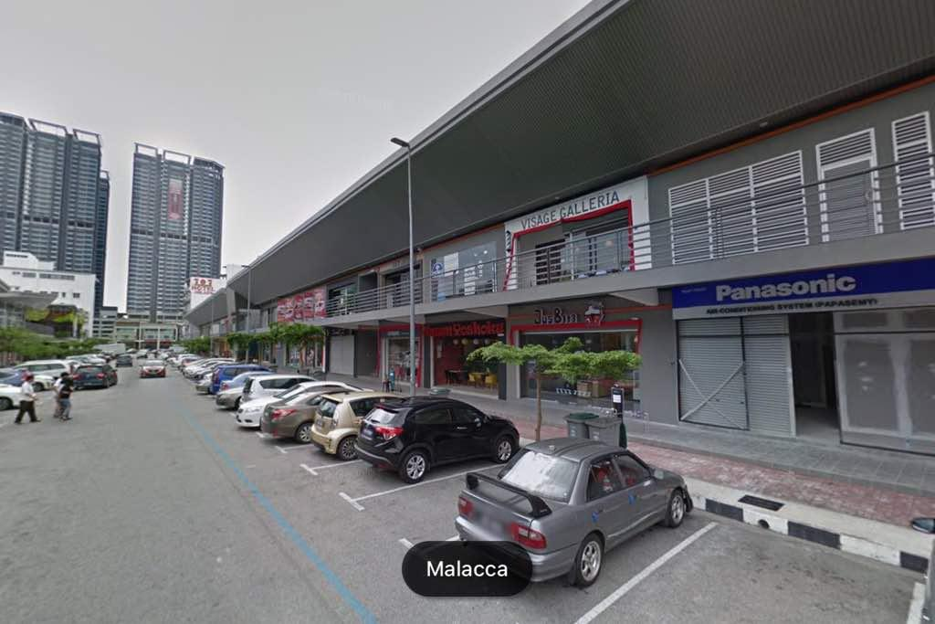 Office /Shop For Sale  Marina 9 Kota Laksamana ,Melaka