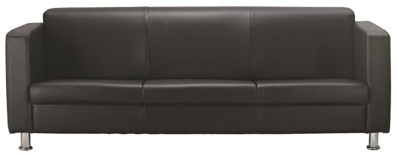 Office Sofa Seating (PU Leather Seating) EL-005-3