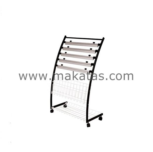 Office Supplies|Rak Majalah|Newspaper & Magazine Rack