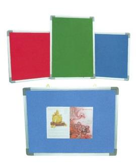 OFFICE SUPPLY | SCHOOL SUPPLY | FOAM NOTICE BOARD SIZE: 3'X4'