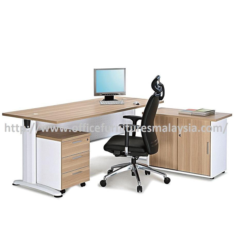 Cheap Prices On Furniture: Office Table Desk OJ1500 Set 3pcs Fu (end 9/25/2020 7:15 PM