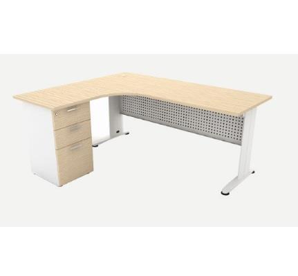 shaped office table. office table lshape writing malaysia model mj1576dl shaped p