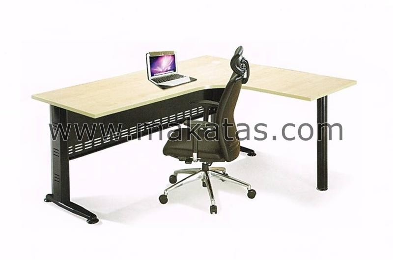 Office Table Meja Pejabat Furniture Makatas Executive