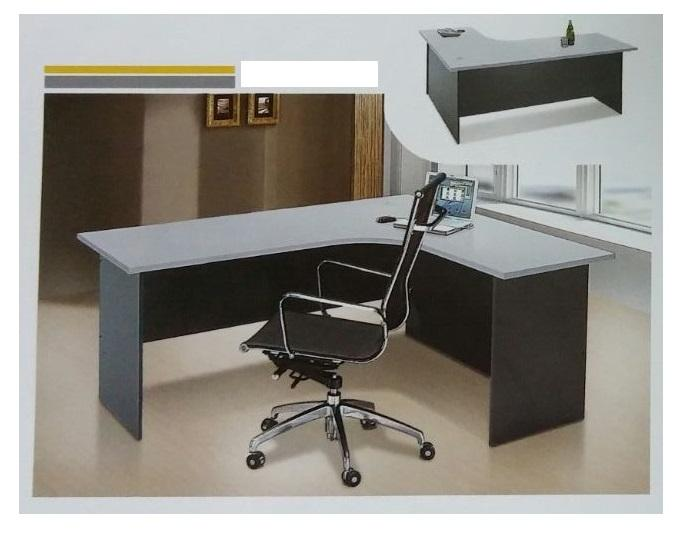 Delightful Office Table OJ1815L L Shaped Desk Furnitures Klang Valley Selangor