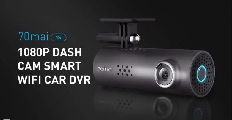 [OFFICIAL 70MAI MALAYSIA WRTY] XIAOMI 70Mai 1S DashCam Smart Car WIFI