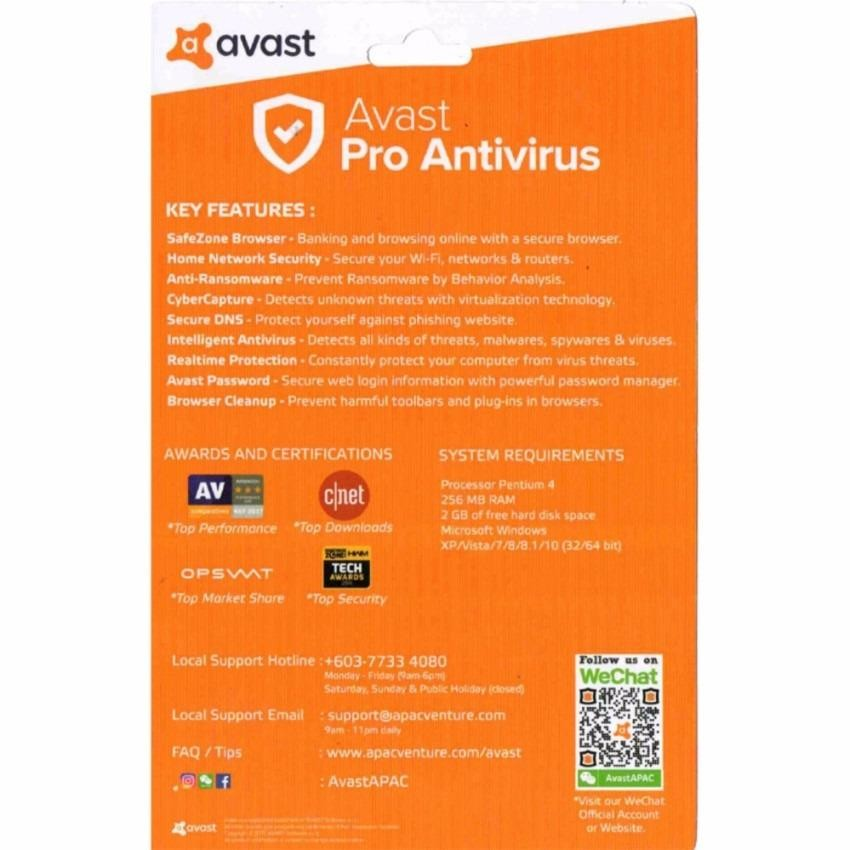 cnet antivirus software 2018