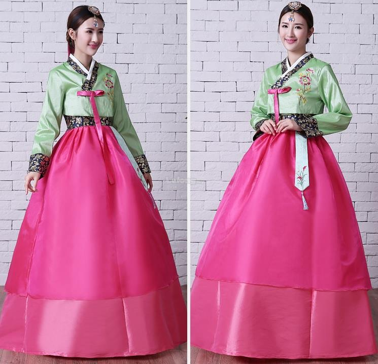 Official Joseon Cheongsam for women
