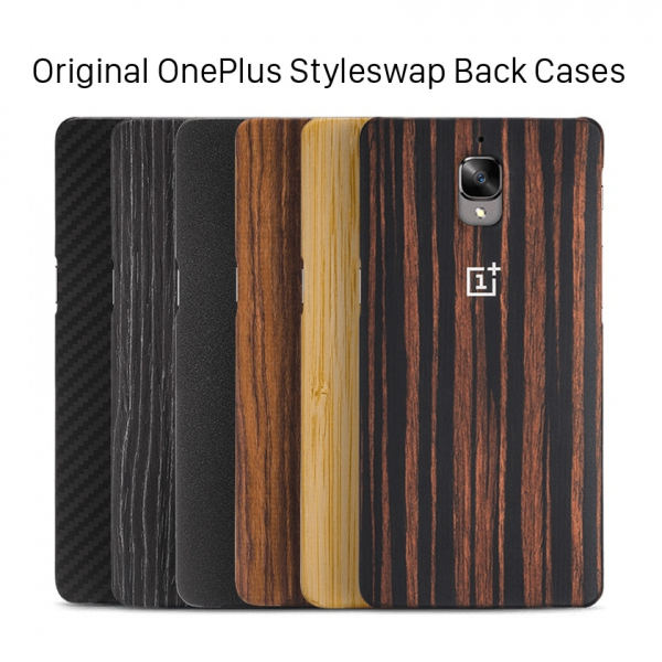 Official StyleSwap OnePlus 2 3 3T Back Case Cover Two One Plus Style Swap Casi