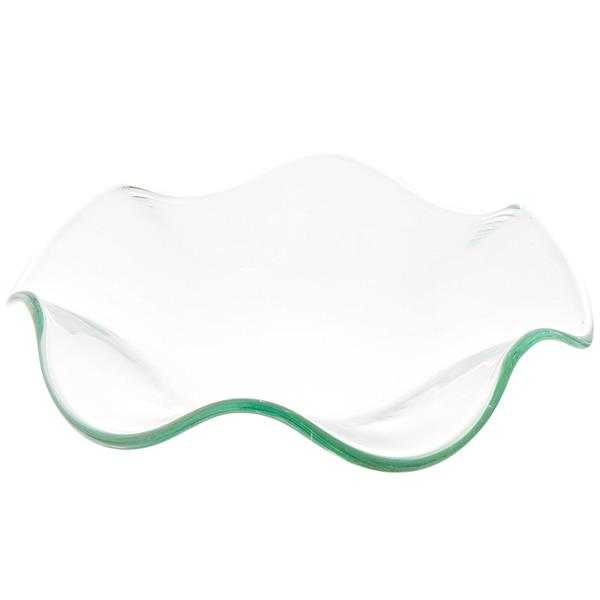 Oil Burner Top Small Wavy - Replacement lid tray for Electric Oil Aromatherapy