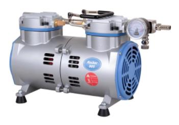 Oil Free Vacuum Pump, Rocker 800