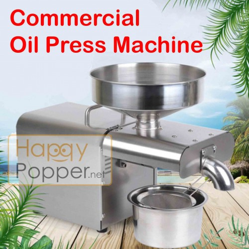 OIL PRESS MACHINE 1500 W