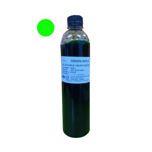 OIL SOLUBLE LIQUID COLOUR (GREEN)