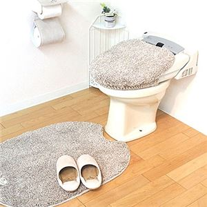 Okato Family Toilet Seat Cover Cleaning / Heating Toilet Seat Ivory