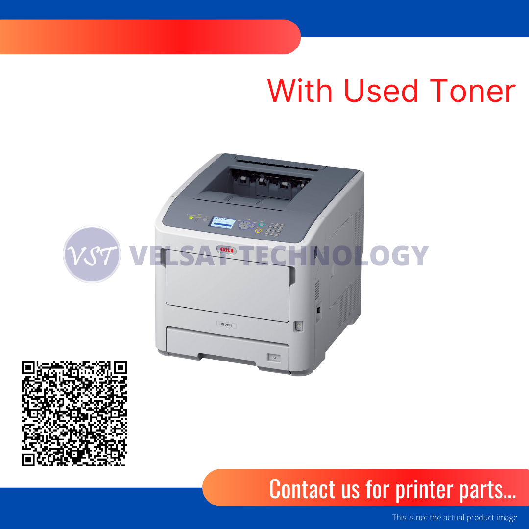 Oki B731Dn Printer