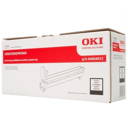 OKI C810 C830 Black Drum (44064036)