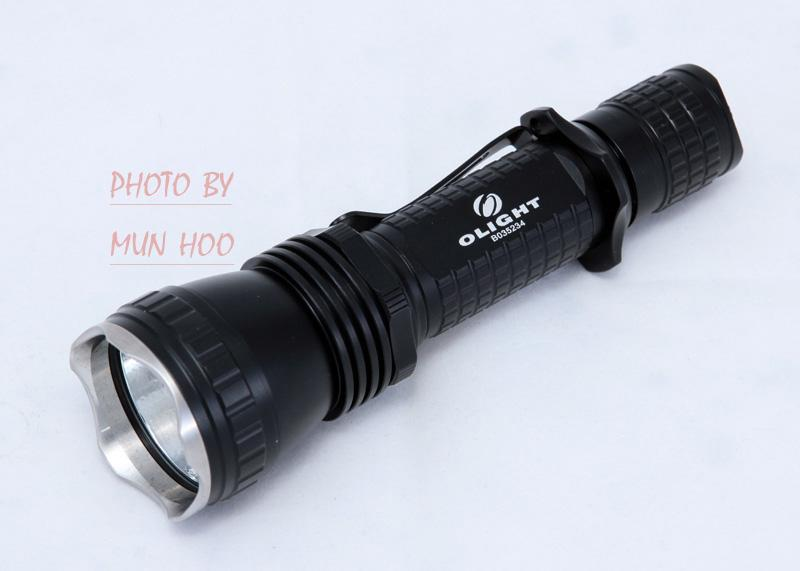 Olight M21 Warrior 500Lumens+ UltraFire WF188 +1pc 18650 SET