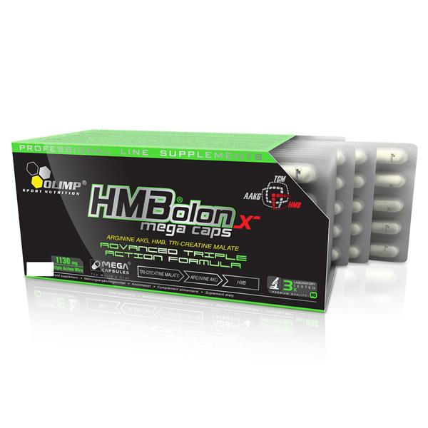 Olimp HMBolone 90Caps (Vein Urat Energy Muscle Strength) rm150