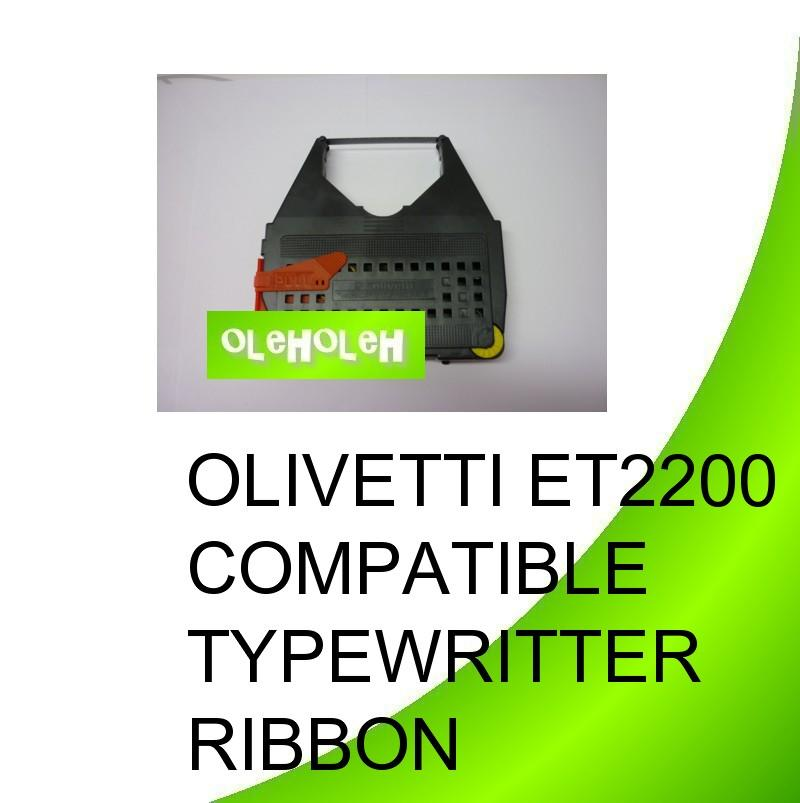 *OLIVETTI ET2200 Compatible Typewriter Ribbon