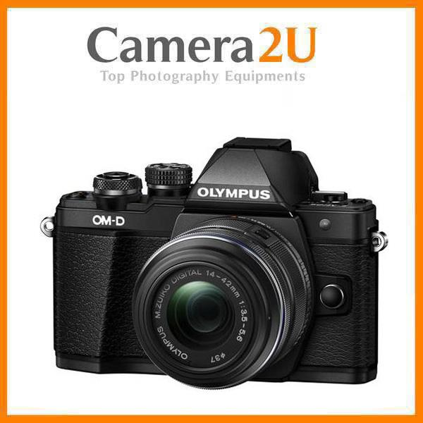 Olympus OM-D E-M10 Mark II Mirrorless KIT ( ORIGINAL MALAYSIA )