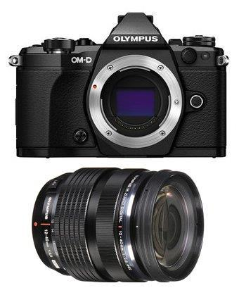 Olympus OM-D E-M5 EM5 Mark II + 12-40mm +Free Battery + Bag (MSIA)