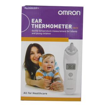 OMRON EAR THERMOMETER MODEL TH839S