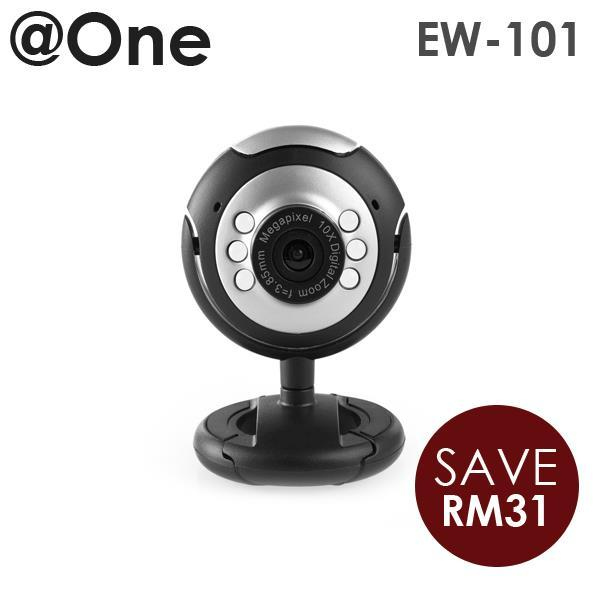 @ONE 1.3MP WEBCAM (EW-101)