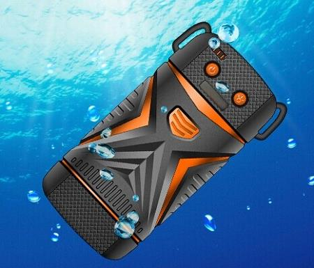 All In One Cager Waterproof Power Bank (PB-10).