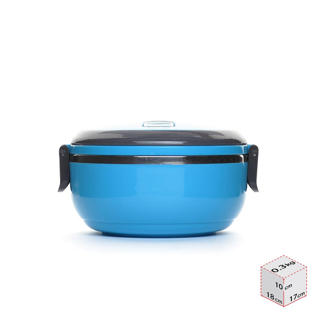 One Layer Stainless Steel 1.0L Lunch Box