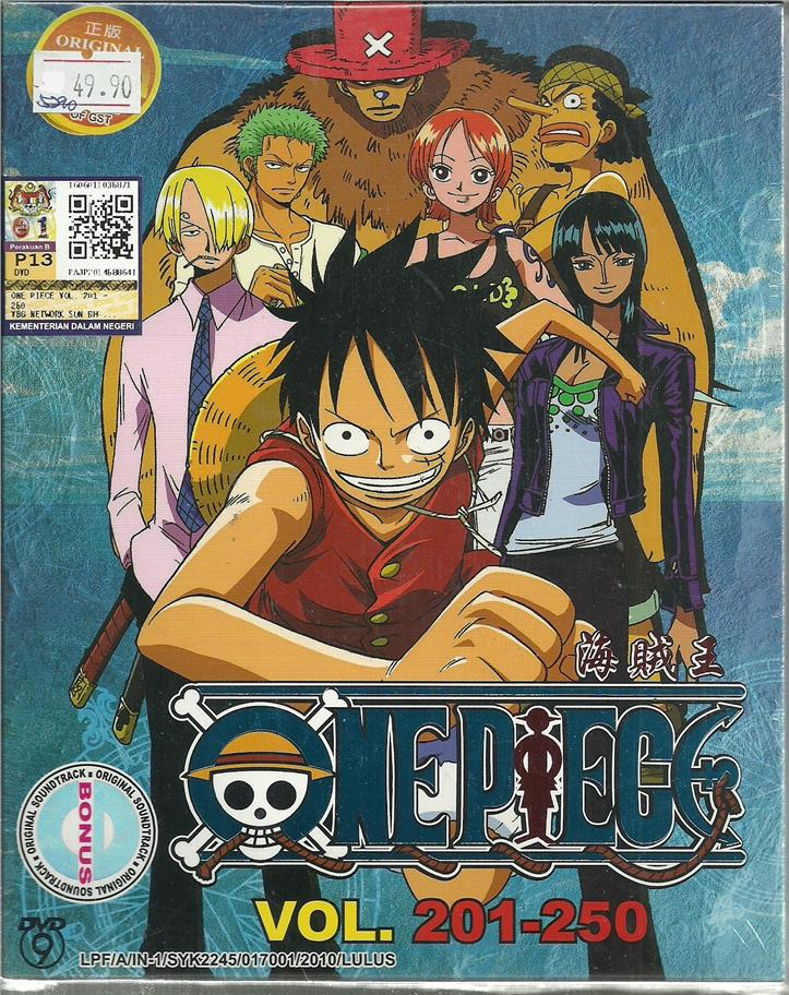 ONE PIECE (BOX 5) - ANIME TV SERIES (end 10/20/2017 3:15 PM)