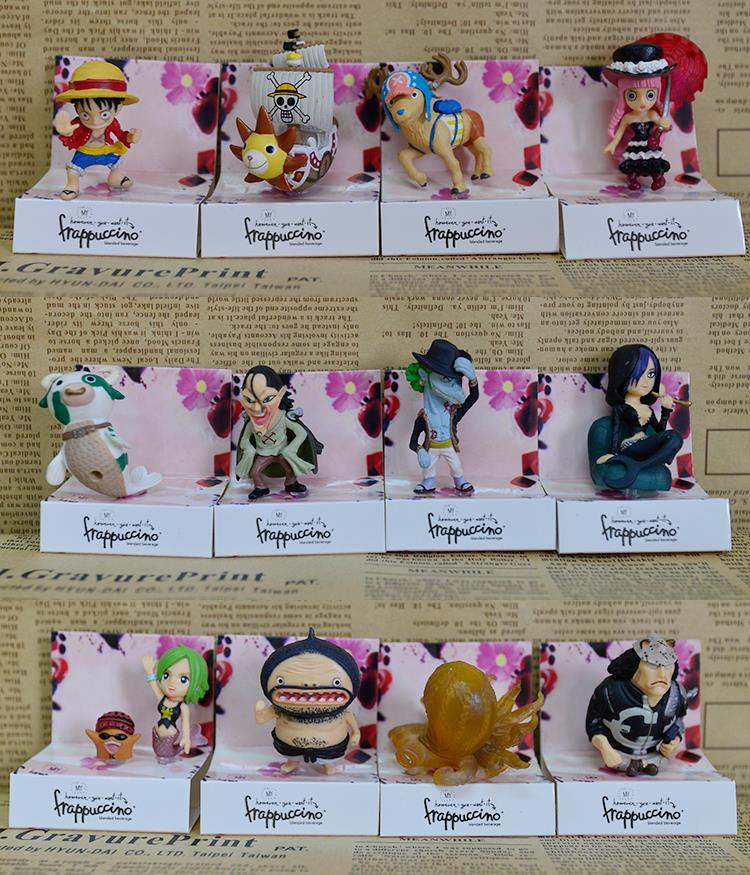 One Piece Cartoon Character Anti Dust Proof Ear Cap Plug figure 1 set