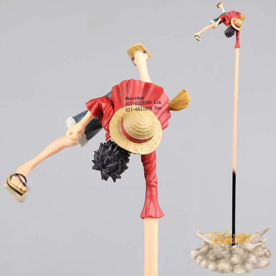 ONE PIECE Luffy Action Figure Collection Model Toy 38cm
