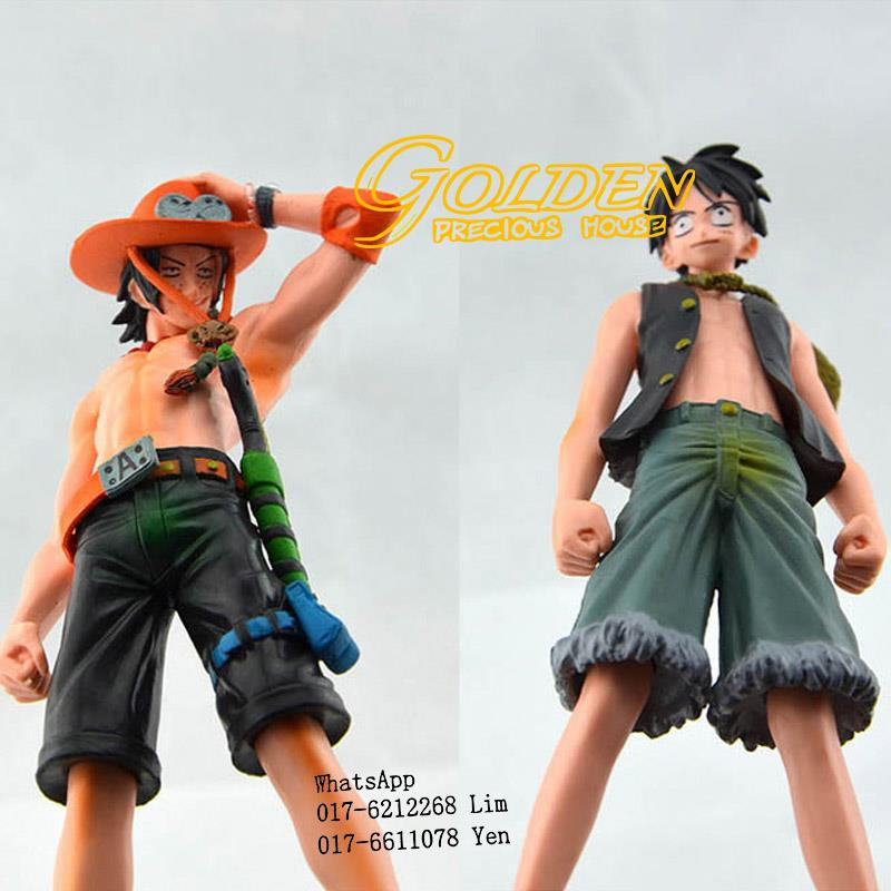 One Piece Straw Hat Luffy Vs Fire Fis (end 1/8/2020 9:15 PM