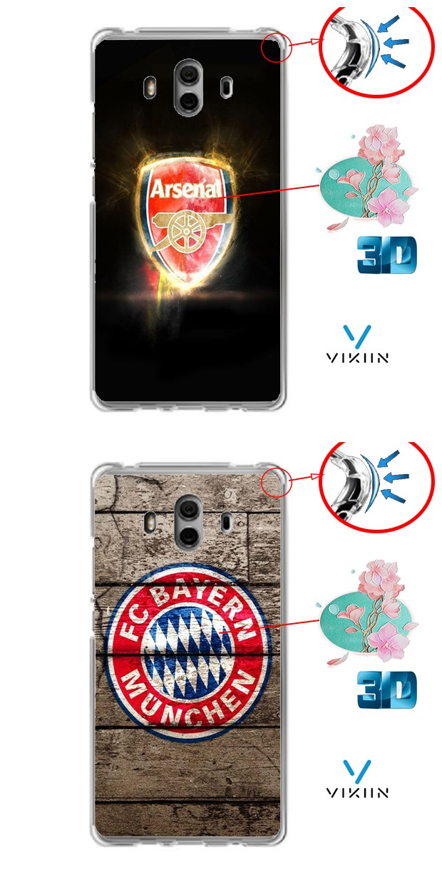 One Plus 5 1+5 Armor DIY Case Casing Cover Football Club Customize