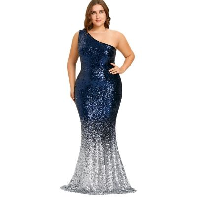 303861ac06e One Shoulder Sleeveless Sequined Bo (end 7 14 2021 12 00 AM)