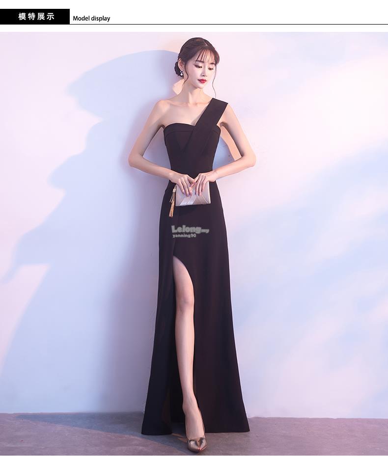 Evening gown price, harga in Malaysia - lelong