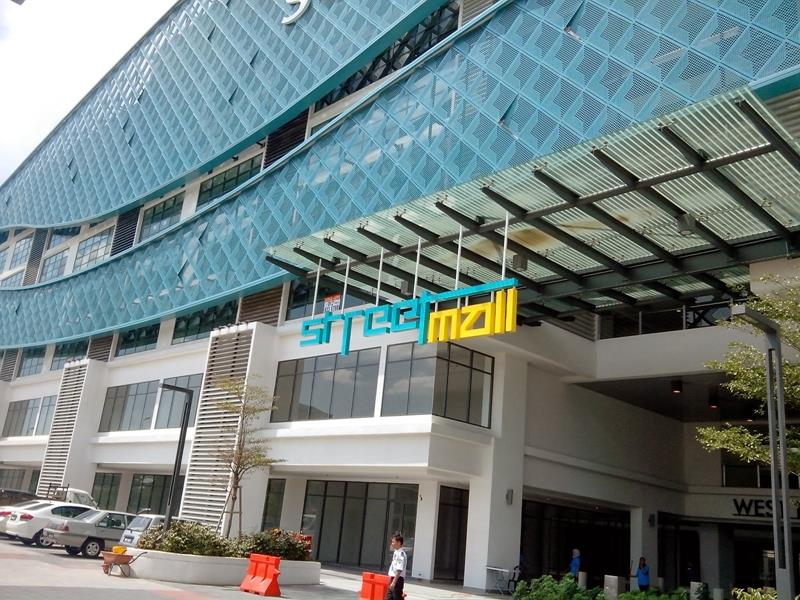 One South Street Mall Retail Shops for rent, Next to KL-Seremban H/W