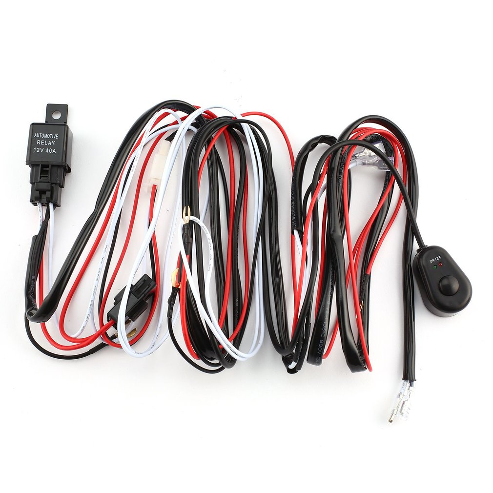 One To Two Led Light Bar Wiring Har End 12 29 2018 441 Pm Find This Product Under 40a 12v Dc Hid Fuse Relay Wire Harness Push Button Switch Kits 40