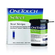 Was and 1 touch test strip for