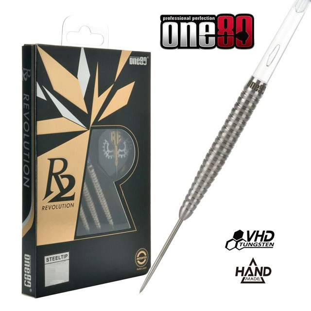ONE80 STEEL TIP DART - Regulator VHD - R2 (24g)