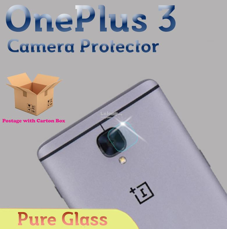 OnePlus 3 Tempered Glass Camera Protector