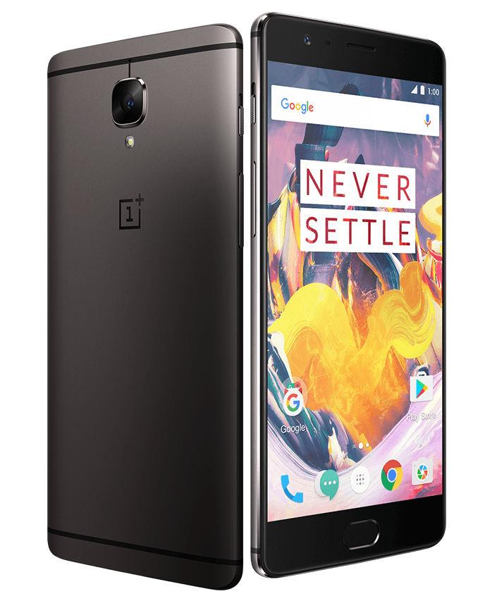 OnePlus 3T [A3010] 128GB+6GB Global Rom (OxygenOS) - Ori Imported Set