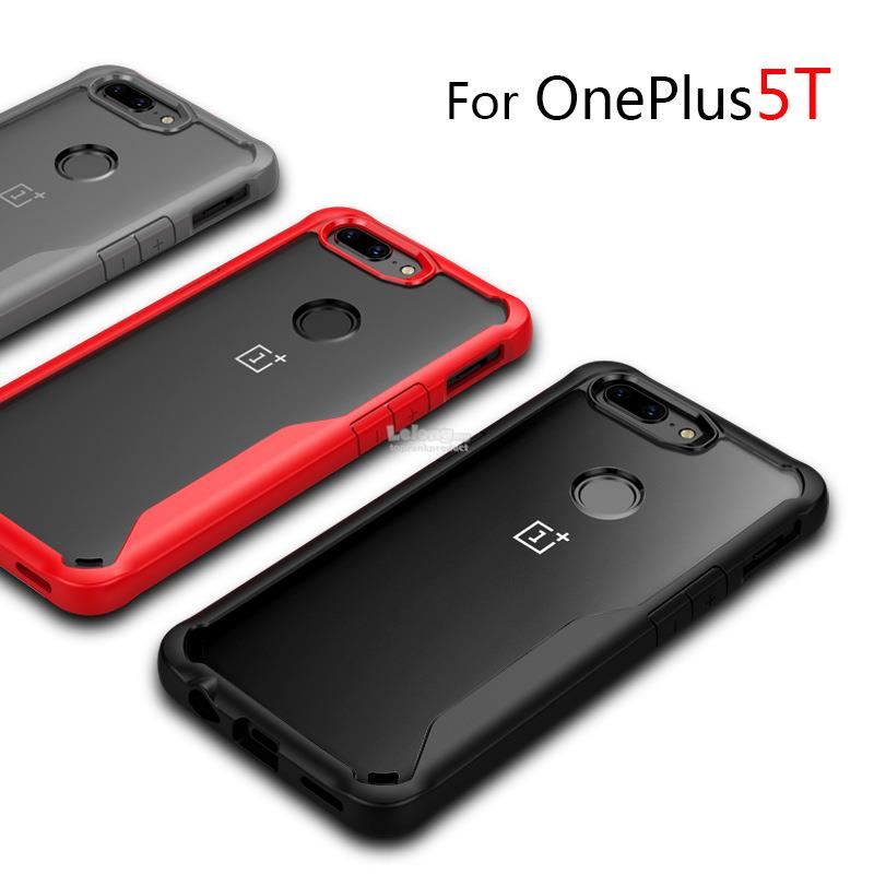OnePlus 5 5T 1+5 1+5T ShakeProof Back Armor Case Cover Casing